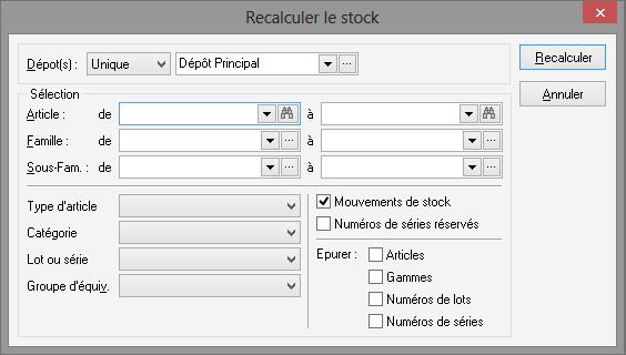 [object object] L' inventaire annuel des stocks avec le logiciel GESTIMUM Gestion Commerciale Inventaire Gestimum Image 11